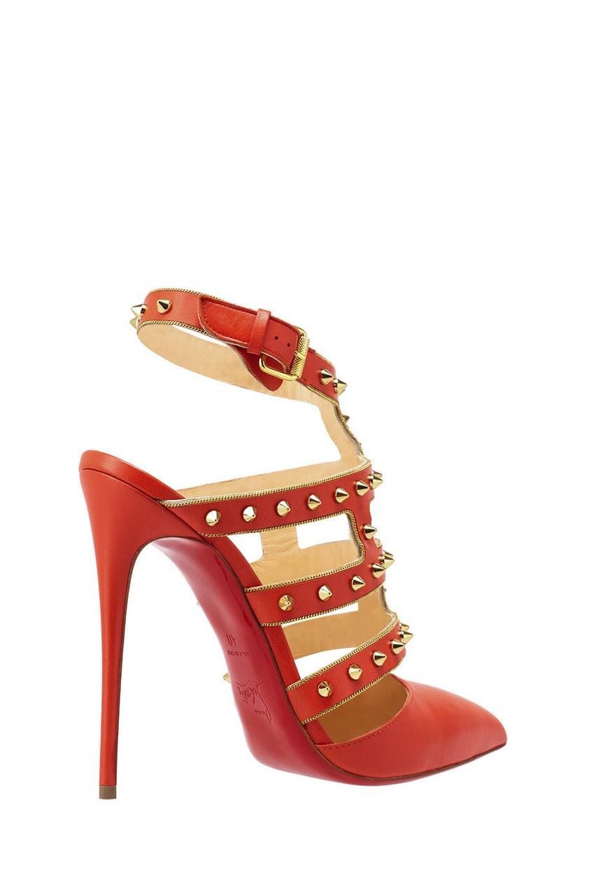 Кожаные туфли Tchicaboum 120