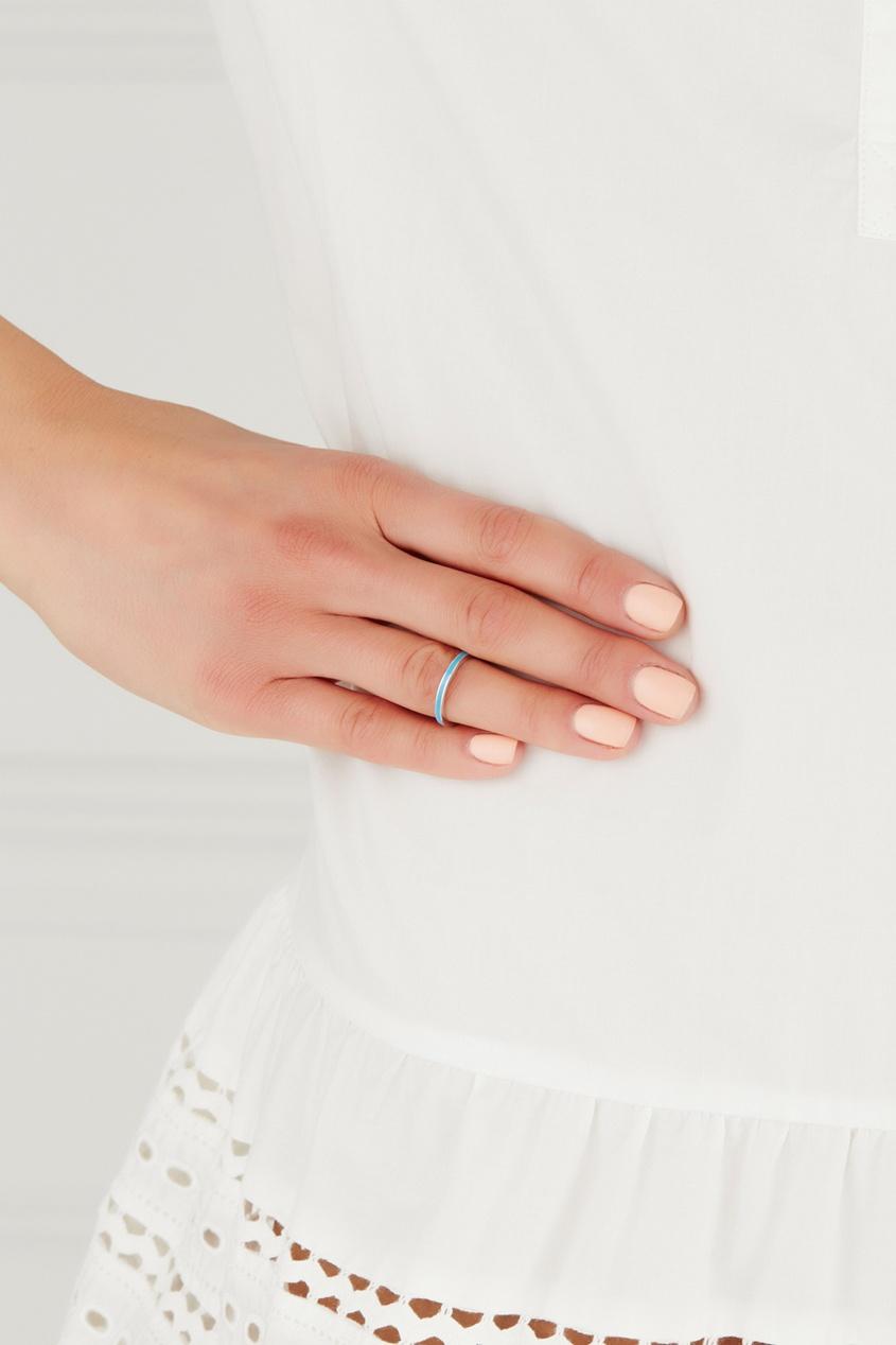 Серебряное кольцо Sporty