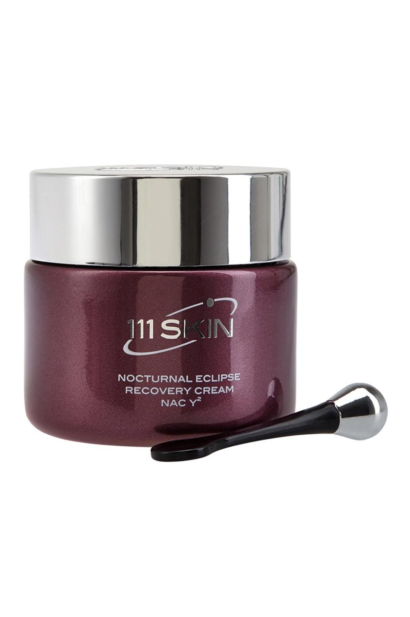 купить 111 Skin Восстанавливающий крем для лица Nocturnal Eclipse Recovery Cream NAC Y2, 50мл недорого