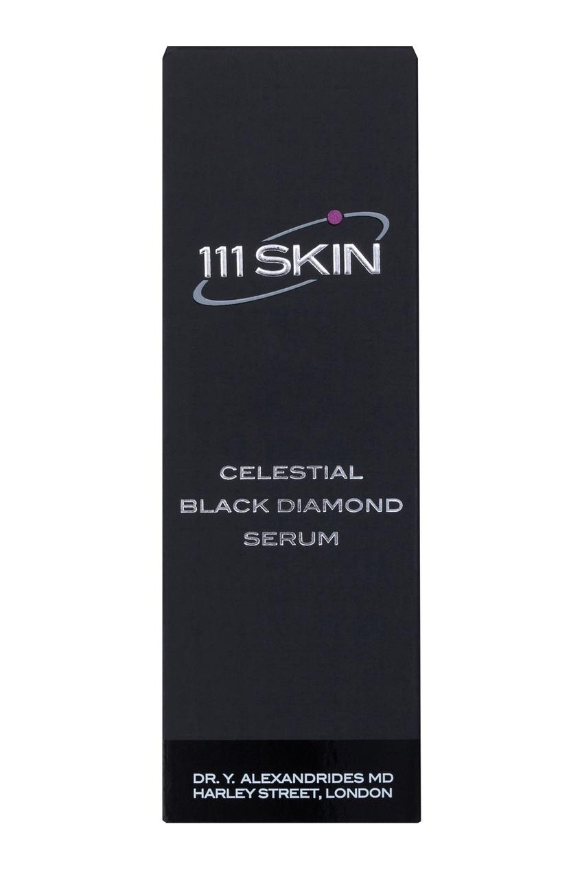 Фото 3 - Сыворотка для лица Celestial Black Diamond Serum, 30мл от 111 Skin цвет multicolor