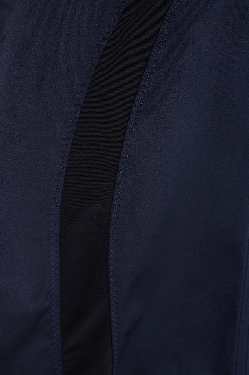 Фото 4 - Платье Brandi черного цвета