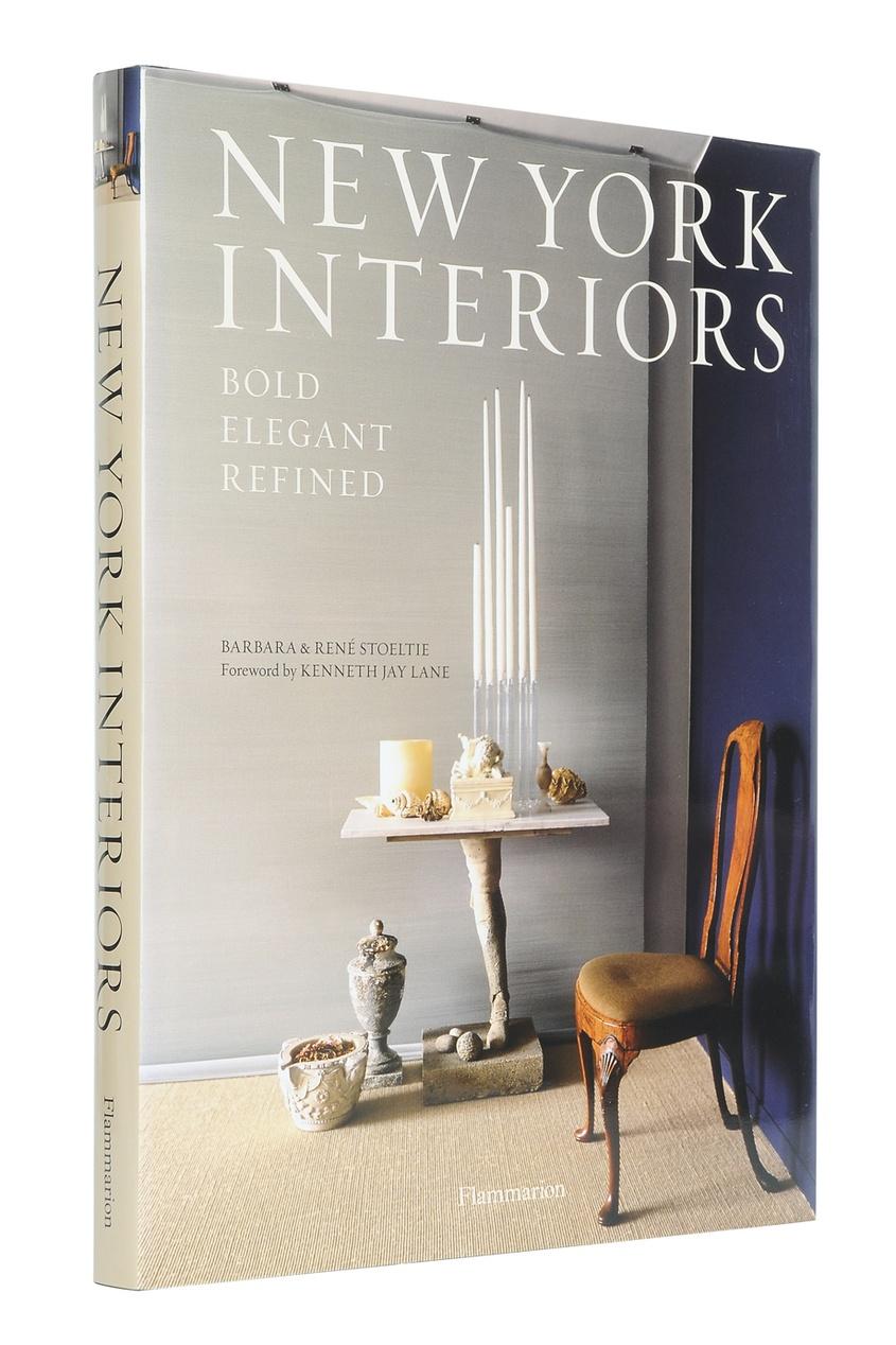 New York Interiors: Bold Elegant Refined