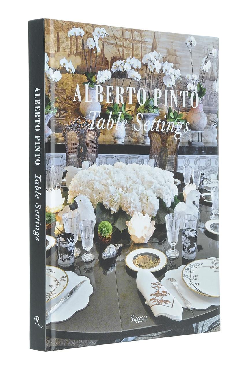 Alberto Pinto. Table Settings