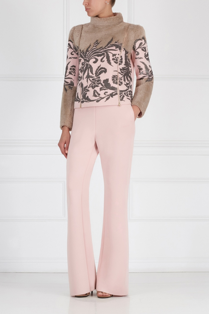 Однотонные брюки Lucia