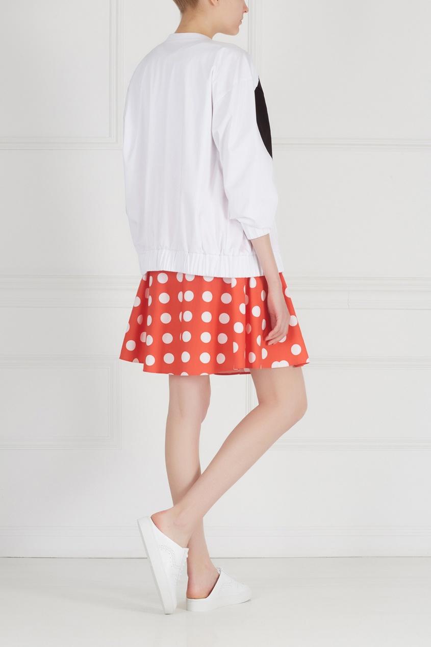 Хлопковая юбка от AIZEL