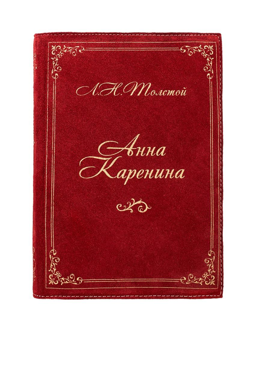 Замшевый клатч «Анна Каренина»