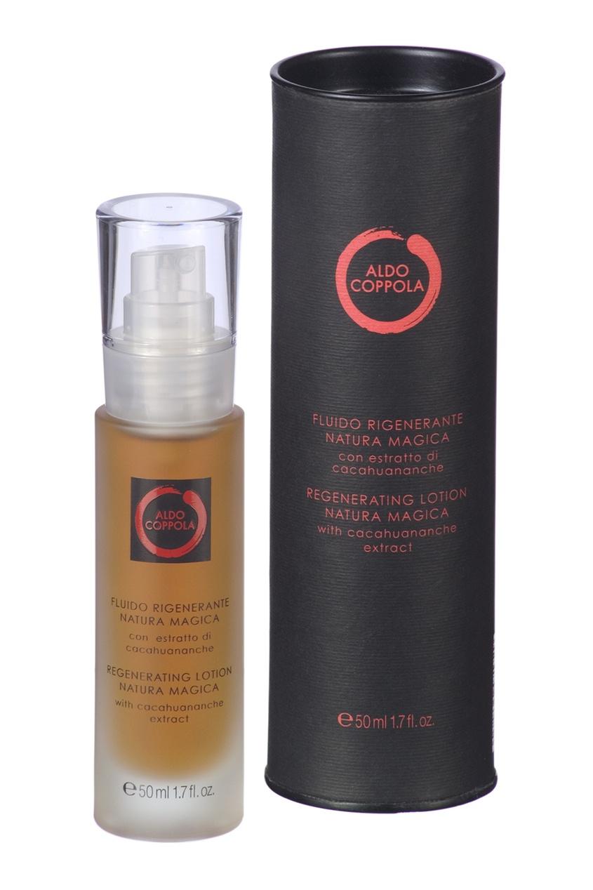 Aldo Coppola Регенерирующий флюид для роста волос Natura Magica, 50ml aldo coppola флюид спрей для блеска волос с экстрактом мальвы polishing lotion 150ml
