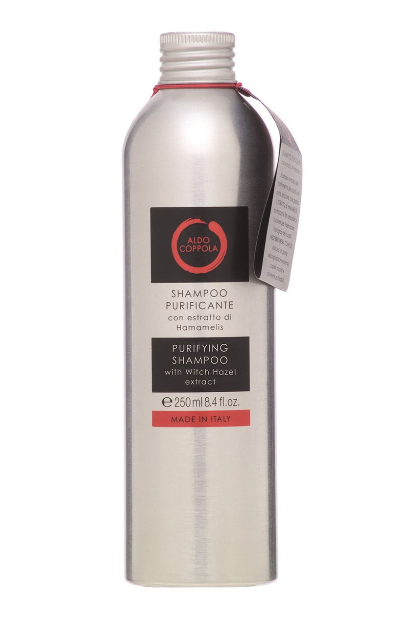 Aldo Coppola Шампунь с экстрактом гамамелиса Purifying Shampoo, 250ml