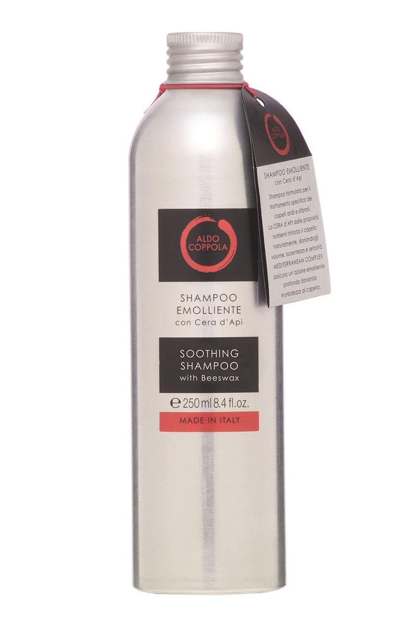 Aldo Coppola Шампунь с пчелиным воском Soothing Shampoo, 250ml шампунь lg 250ml