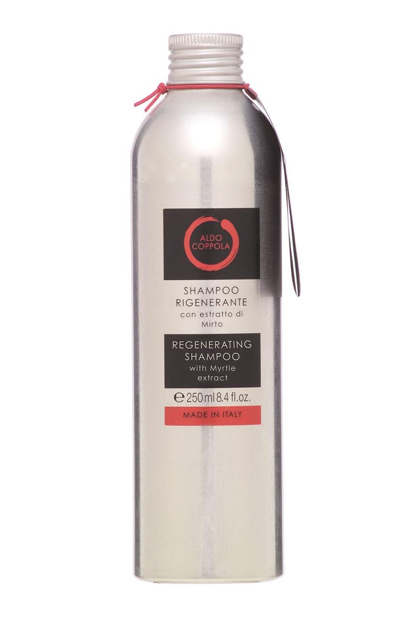 Регенерирующий шампунь с экстрактом мирта Regenerating Shampoo, 250ml