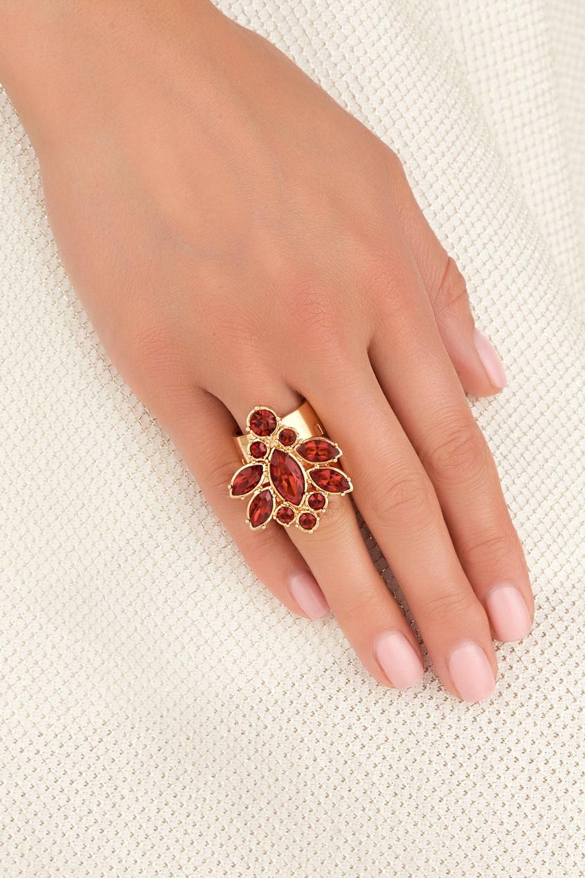 Кольцо Rebel Romance с кристаллами Swarovski