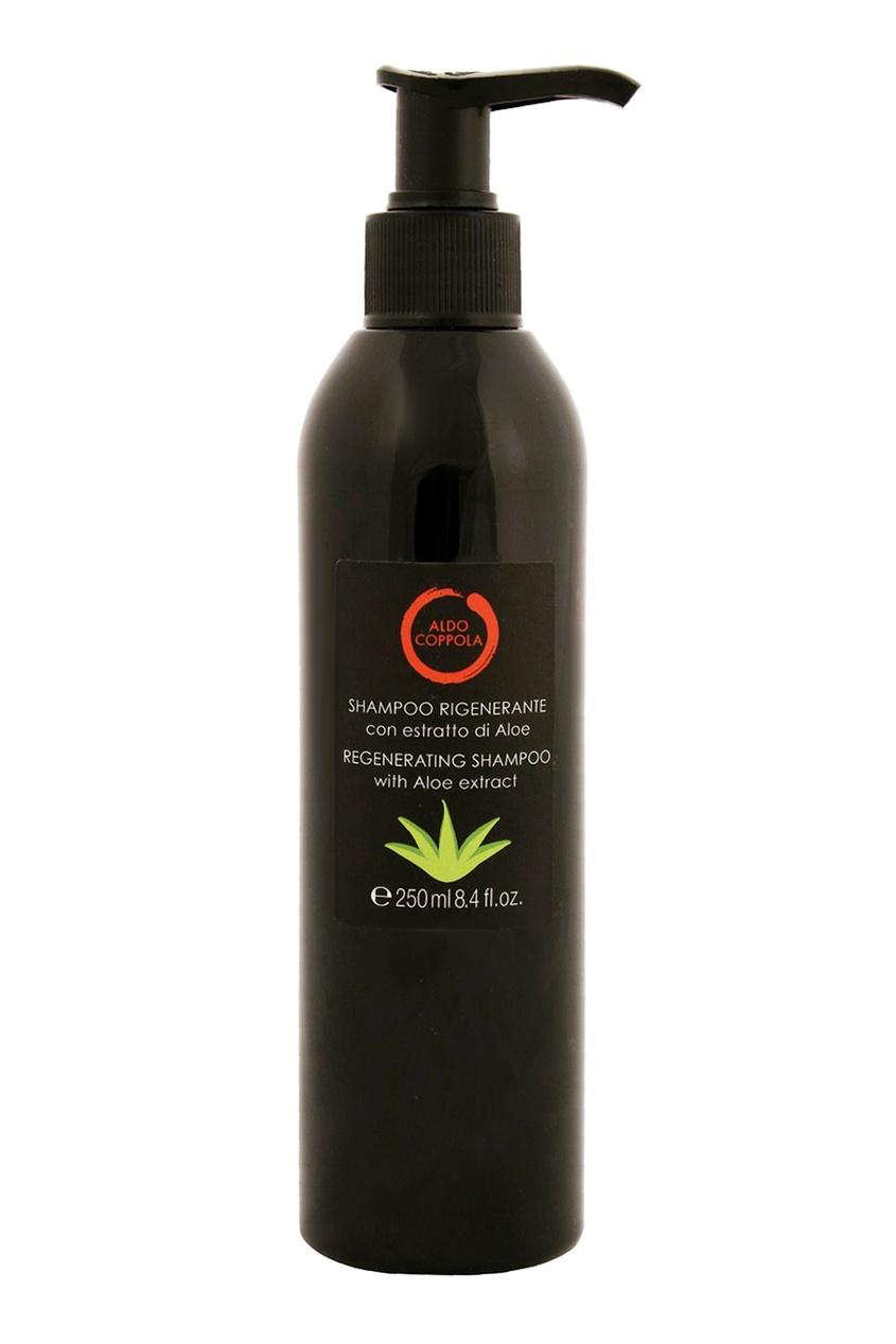 Регенерирующий шампунь с экстрактом алоэ Regenerating Shampoo, 250 мл