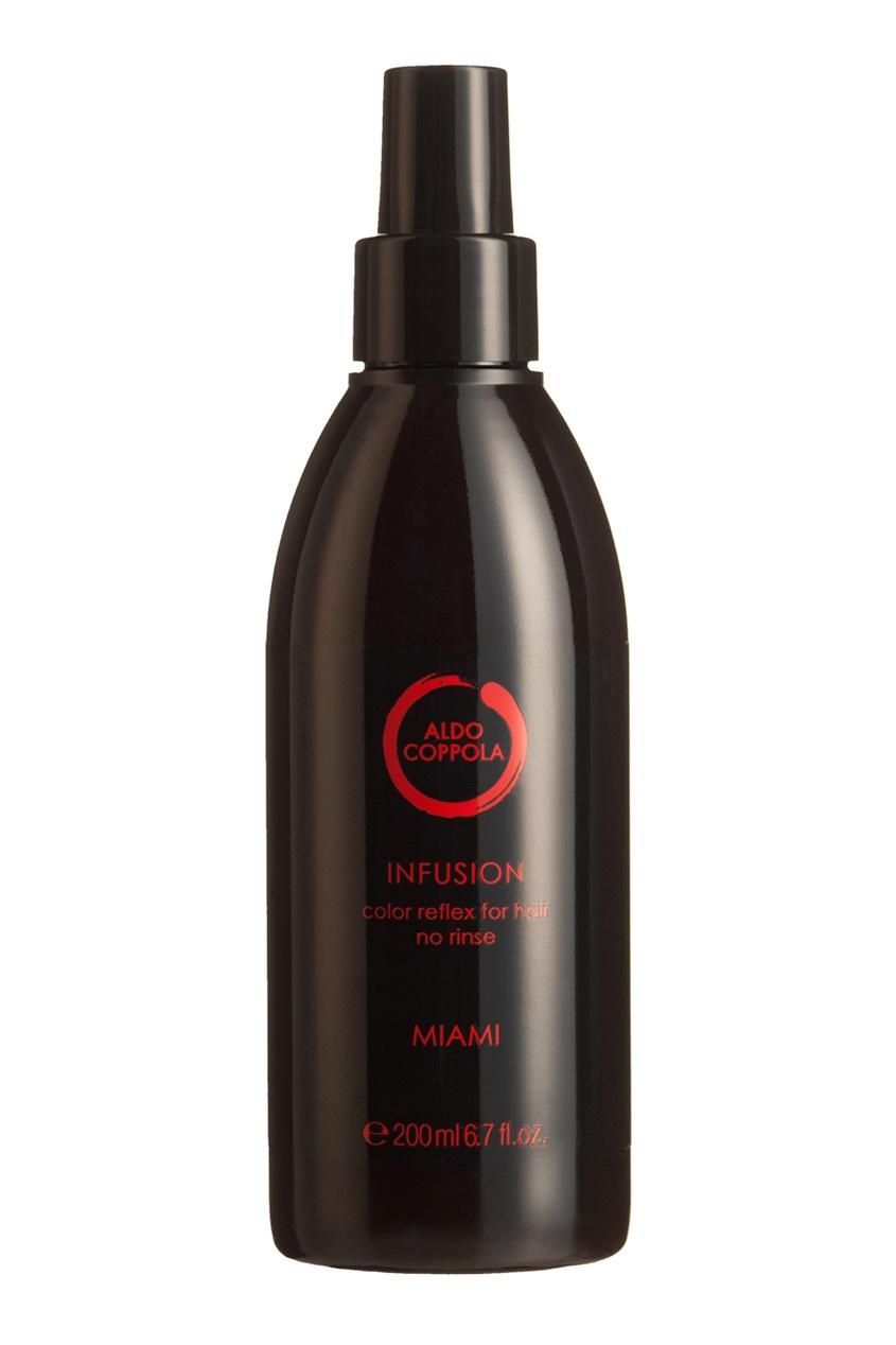 Фото - Спрей для волос на основе хны Infusion Miami, 200ml от Aldo Coppola цвет multicolor