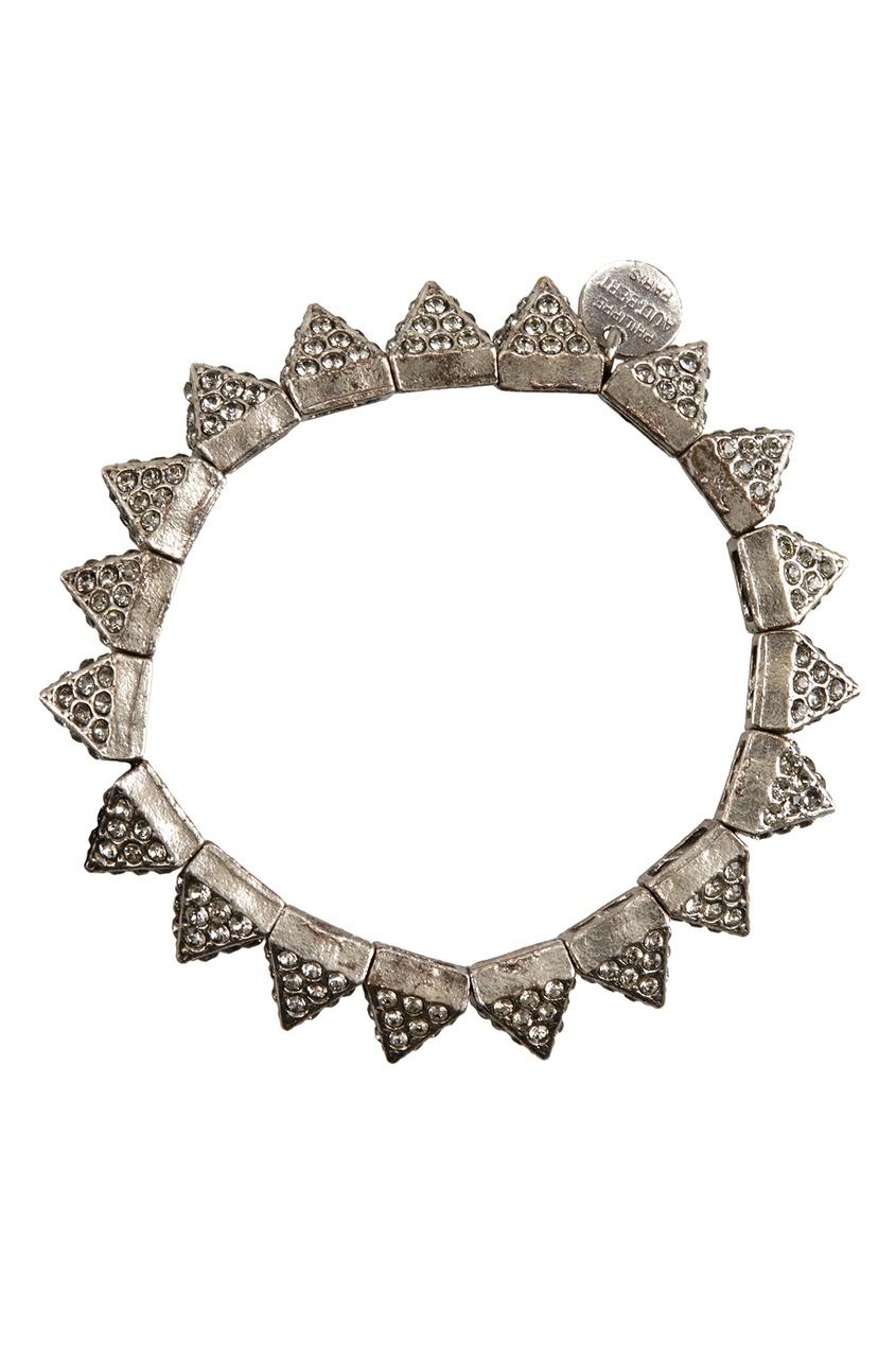 Браслет из латуни с кристаллами Swarovski от AIZEL
