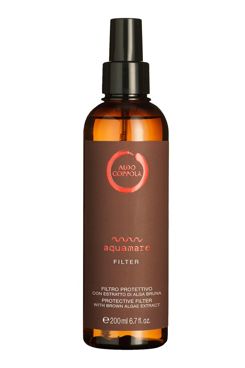 Солнцезащитный лосьон для волос Aquamare Protective Filter, 200ml