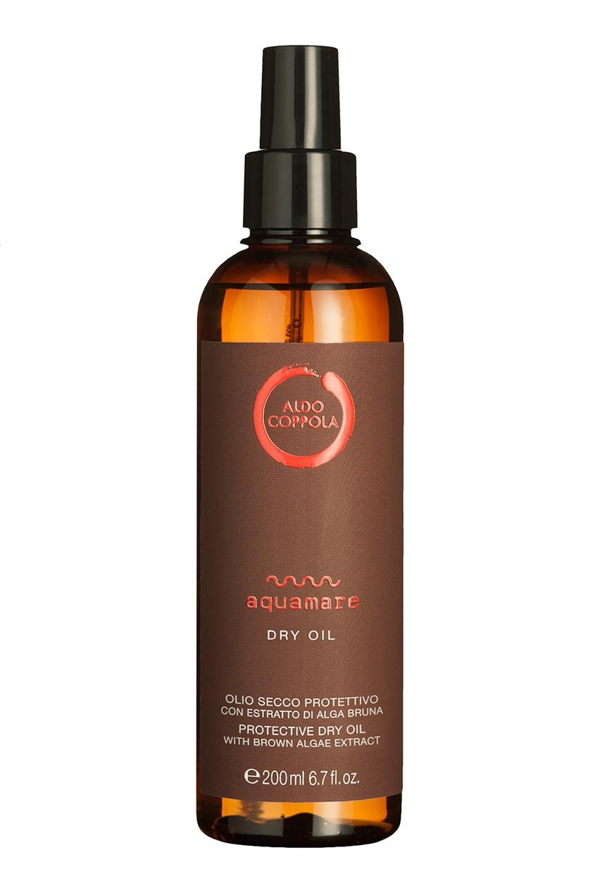 Солнцезащитное сухое масло для волос Aquamare Protective Dry Oil, 200ml