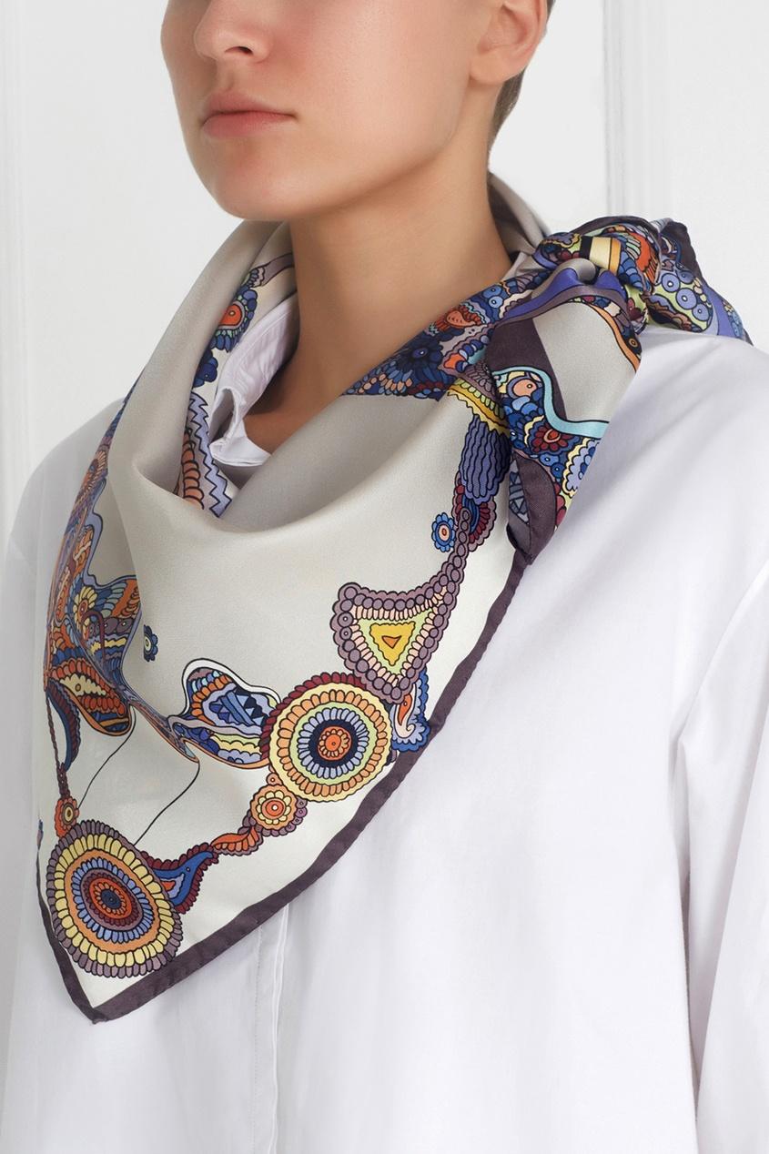 Шелковый платок «Кассиопея»