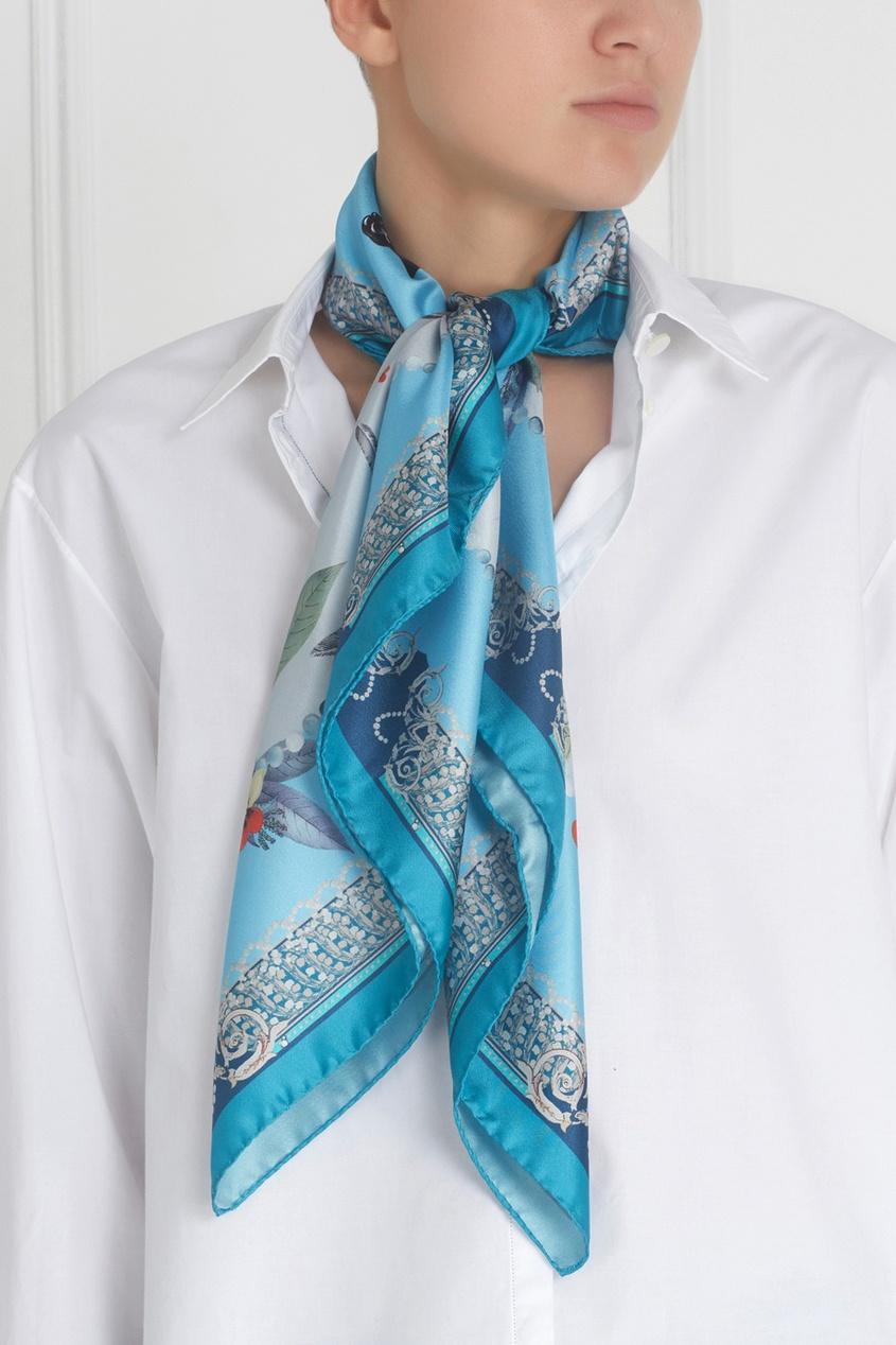 Шелковый платок «В моде»