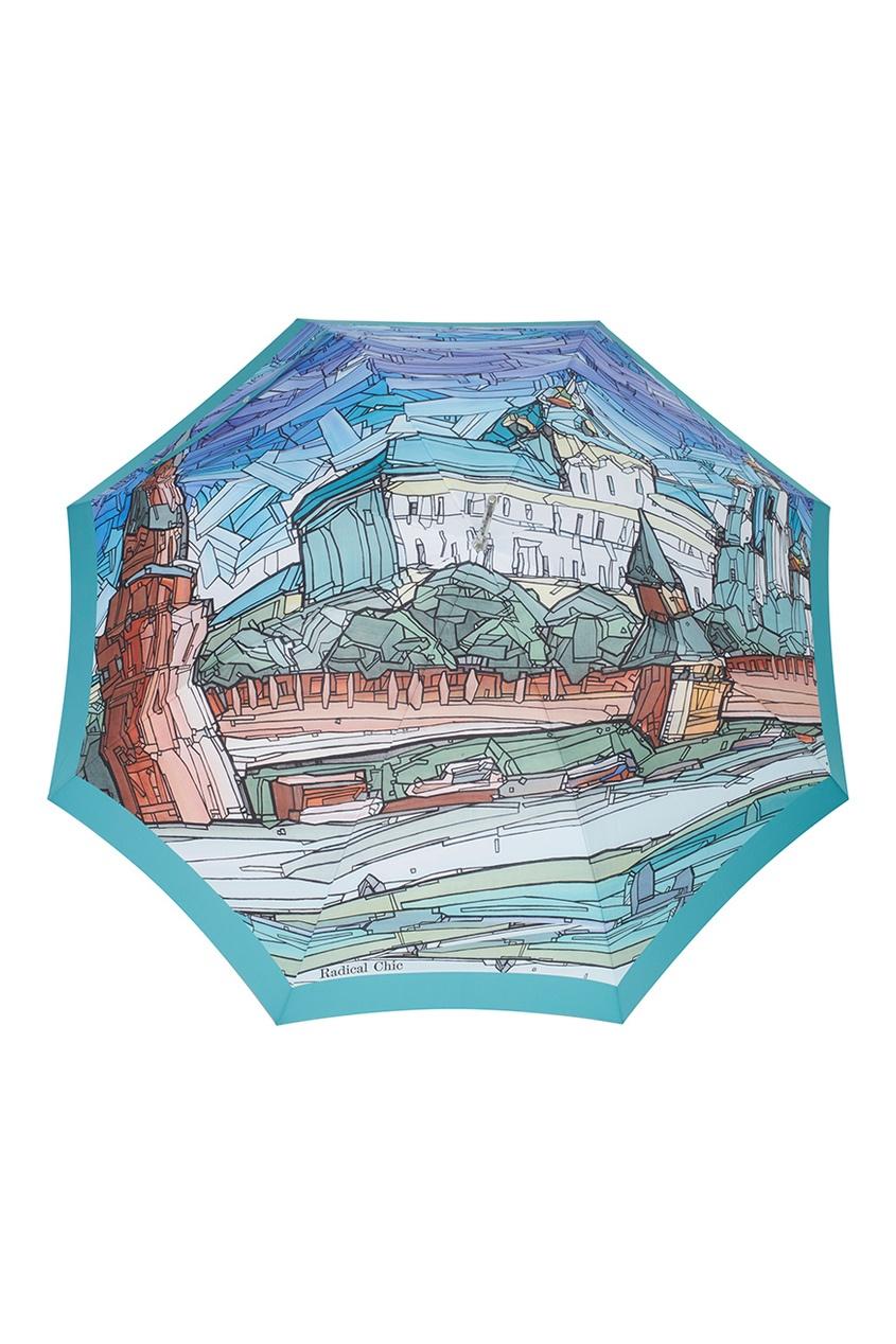 Фото 3 - Зонт «Кремлевский» от Radical Chic цвет multicolor