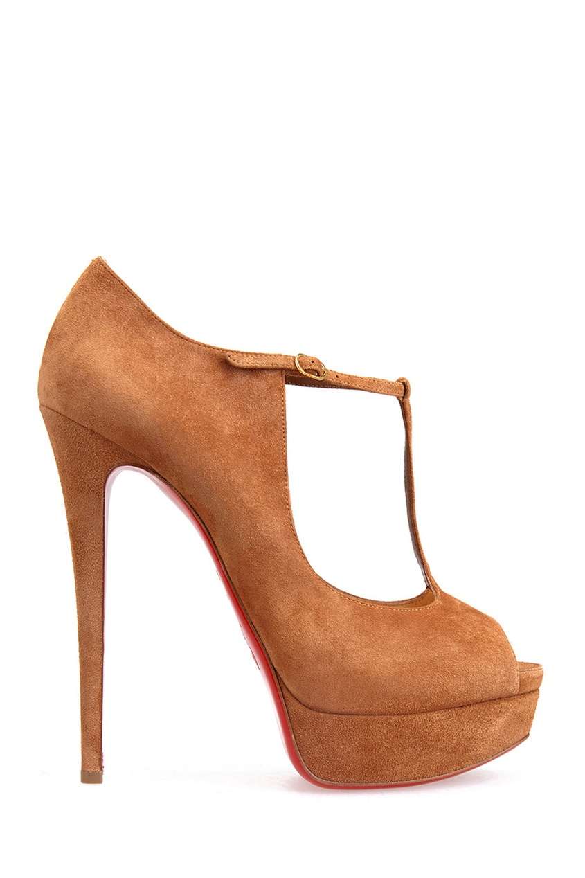 Замшевые туфли Altapoppins 150