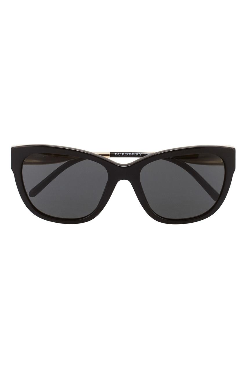 Burberry Солнцезащитные очки приколы дебильные очки с изображением глаз купить в новосибирске