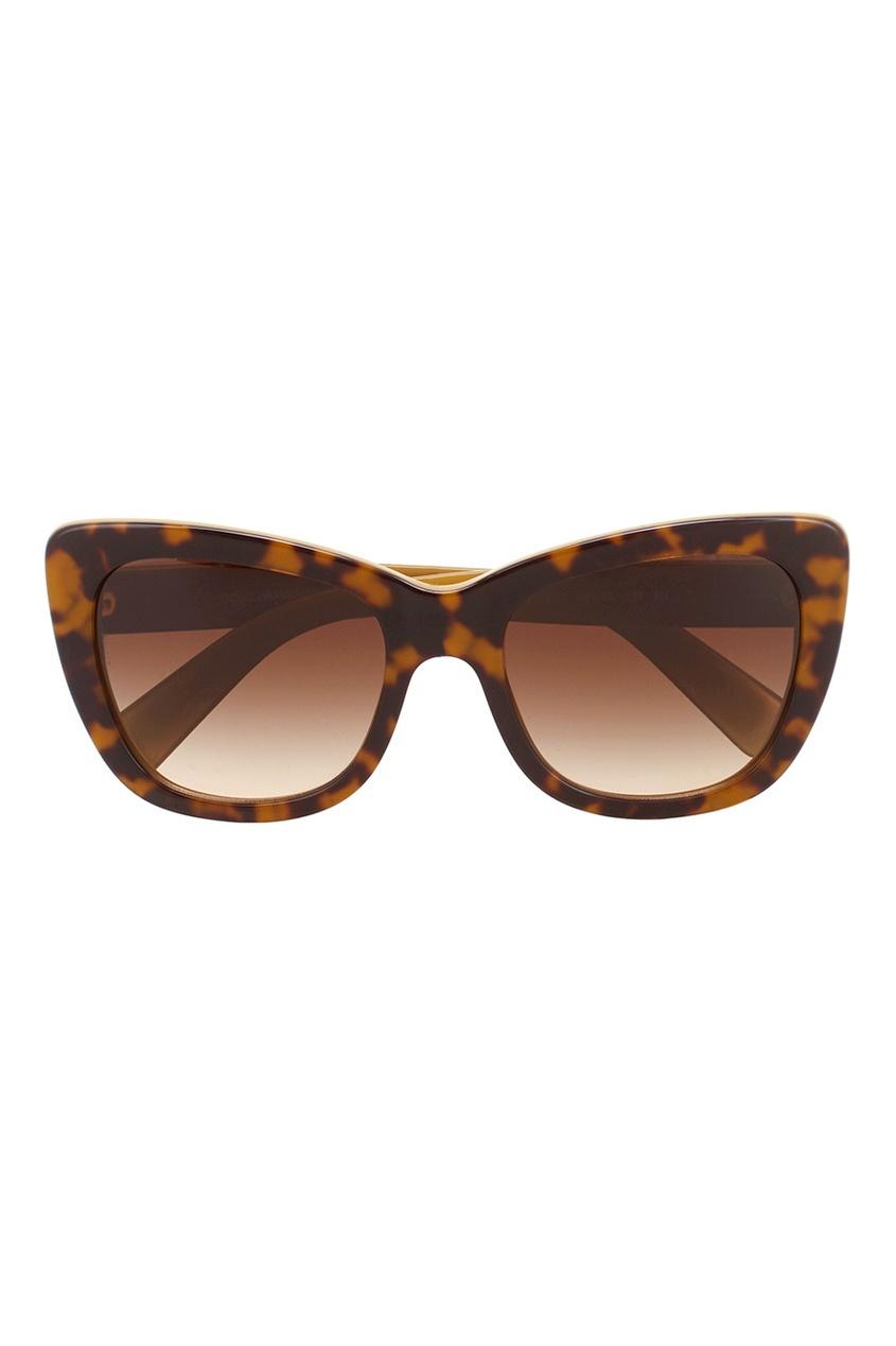 Dolce&Gabbana Солнцезащитные очки приколы дебильные очки с изображением глаз купить в новосибирске