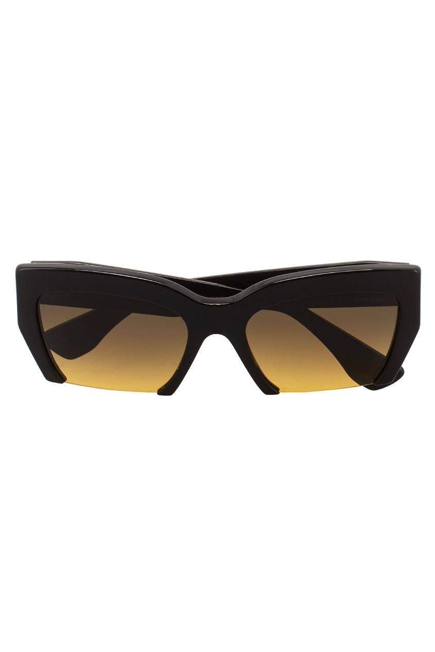 Miu Miu Солнцезащитные очки оправа miu miu miu miu mi007dwhag36