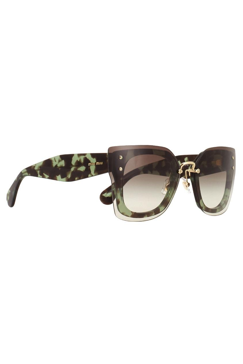 Miu Miu Солнцезащитные очки аксессуар очки защитные truper t 10813