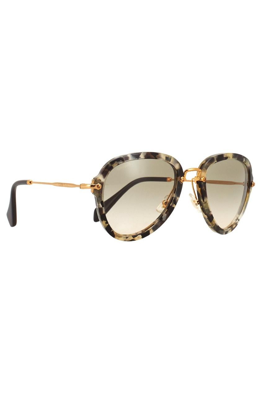 Miu Miu Солнцезащитные очки