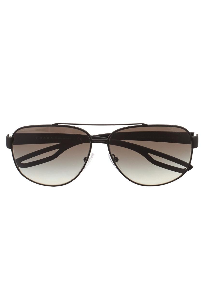 Prada Linea Rossa Солнцезащитные очки очки солнцезащитные prada linea rossa prada linea rossa pr044dmdpx28