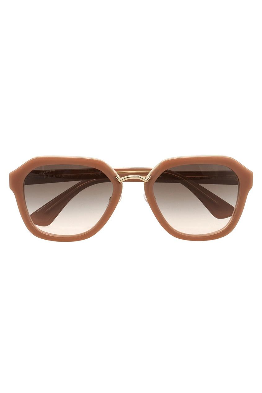 Prada Cолнцезащитные очки аксессуар очки защитные truper t 10813