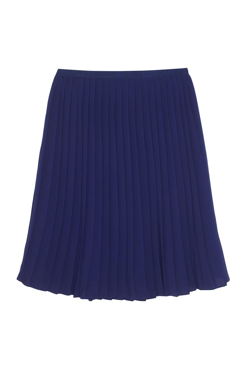 Oscar de la Renta Плиссированная юбка