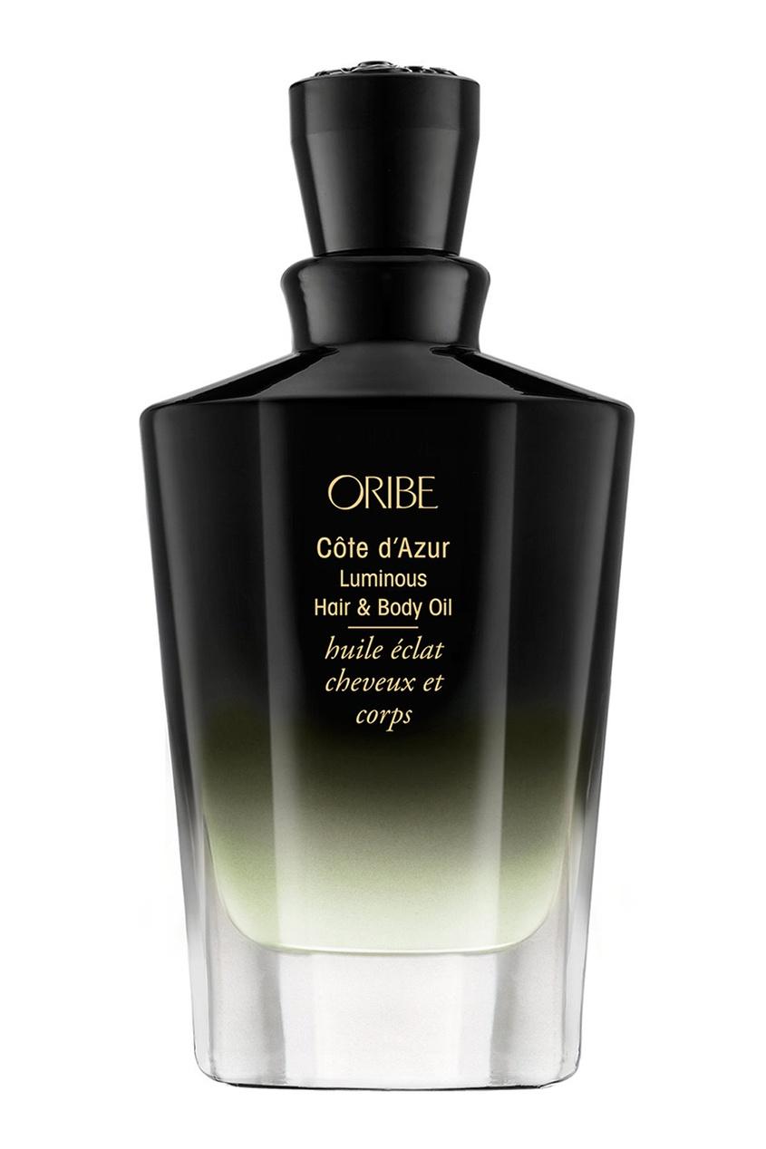 Масло для сияния тела и волос Cote d'Azur «Лазурный берег», 100ml
