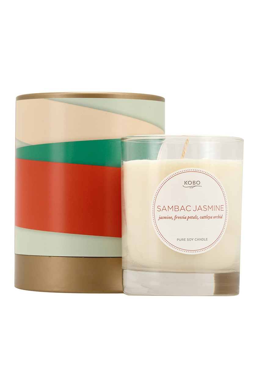 Kobo Candles ������������� ����� Sambac Jasmine, 312��.