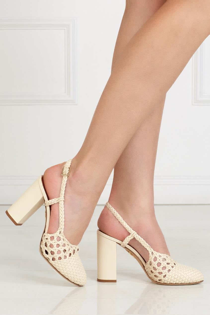 Кожаные туфли Willa