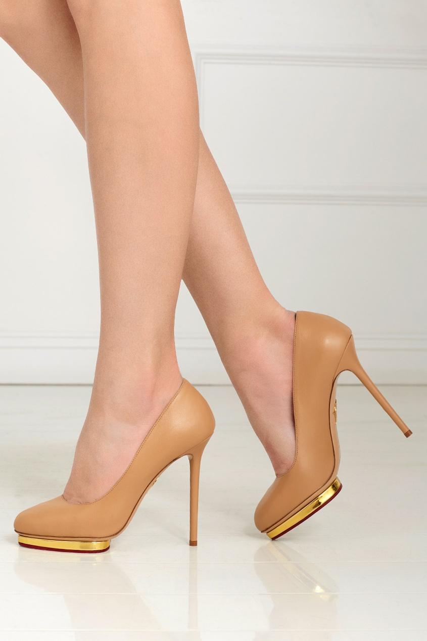 Кожаные туфли Dotty