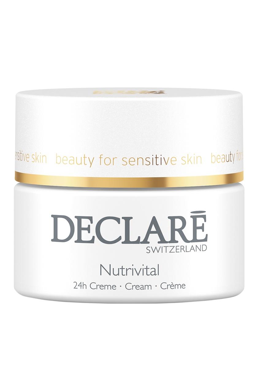 Питательный крем для нормальной кожи лица Nutrivital 24H, 50ml