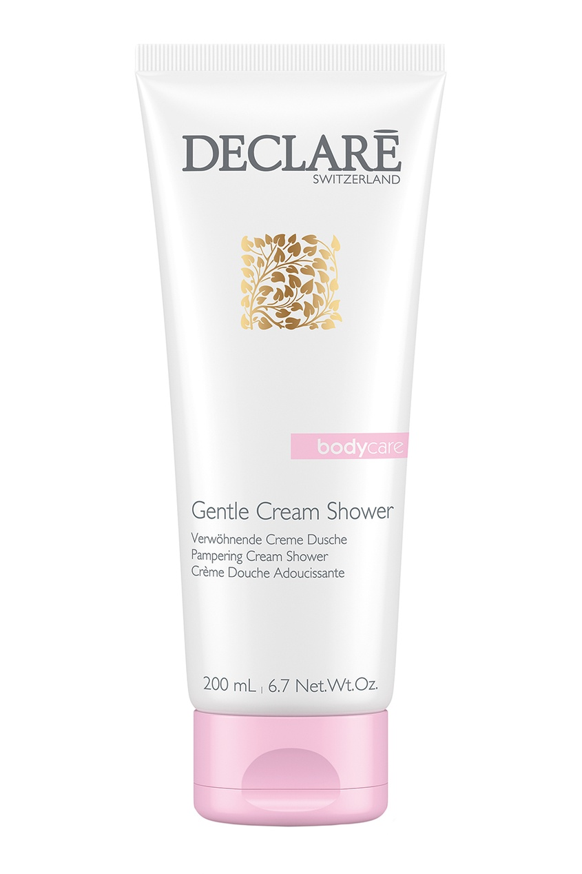 Крем-гель для душа Gentle Cream Shower, 200ml