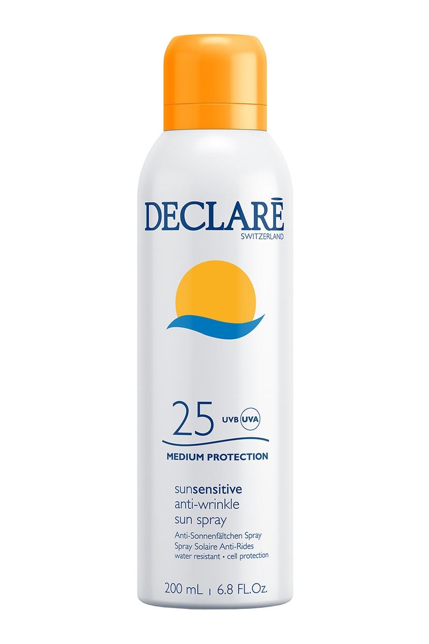 Солнцезащитный спрей Anti-Wrinkle Sun Spray SPF25, 200ml