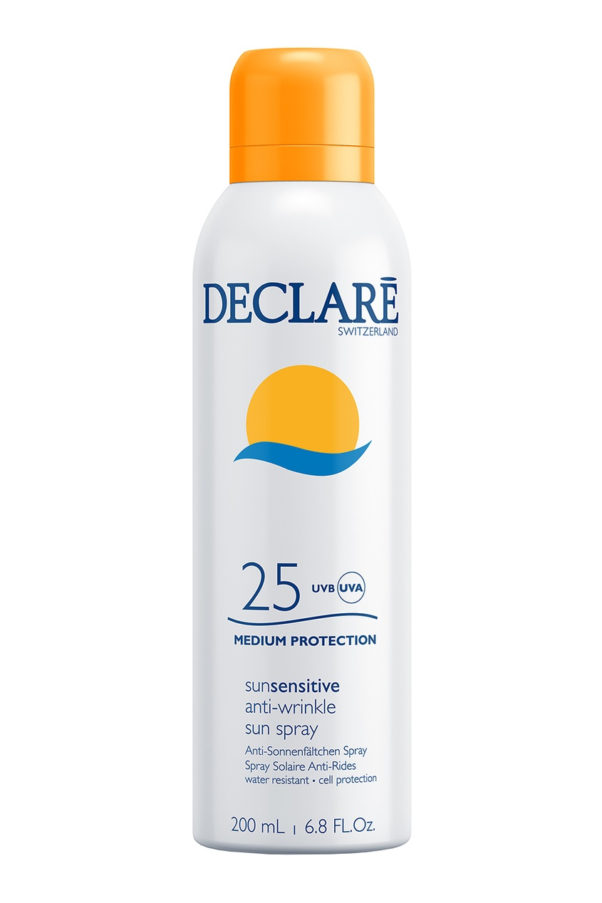 Declare Солнцезащитный спрей Anti-Wrinkle Sun Spray SPF25, 200ml