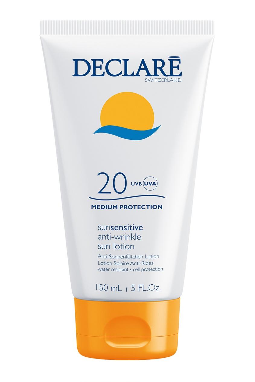 Солнцезащитный лосьон Anti-Wrinkle Sun Lotion SPF20, 150ml
