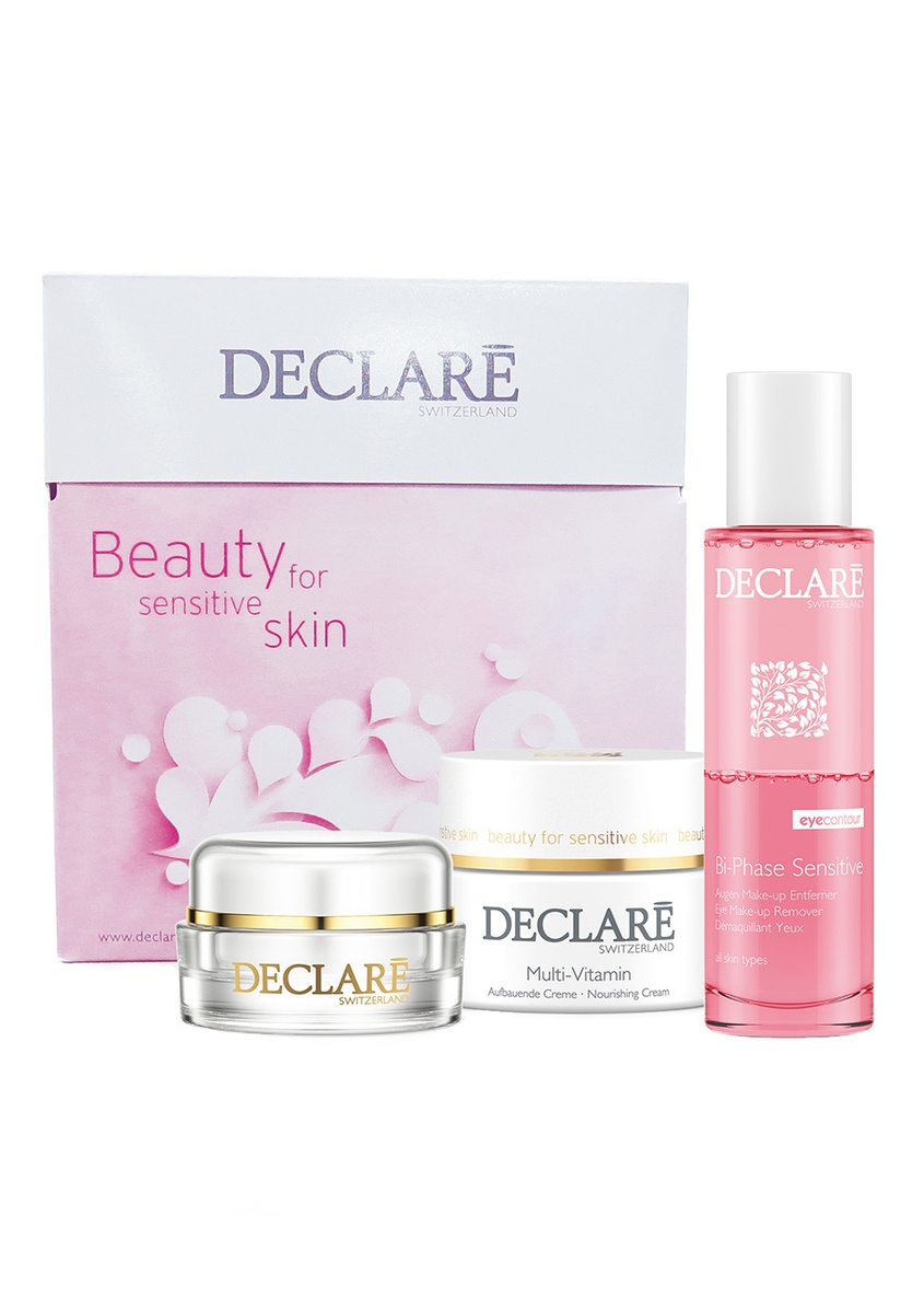 Declare Набор средств для кожи Eye Contour & Vital Balance Promo Kit крем для глаз declare nutrilipid eye wrinkle diminish treatment объем 20 мл