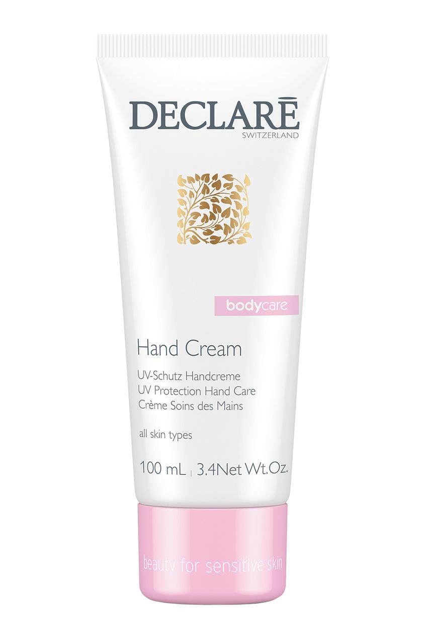 Declare Защитный крем для рук SPF 4 UV-Protection, 100ml кремы markell pt крем парафин для ног персик 100 мл