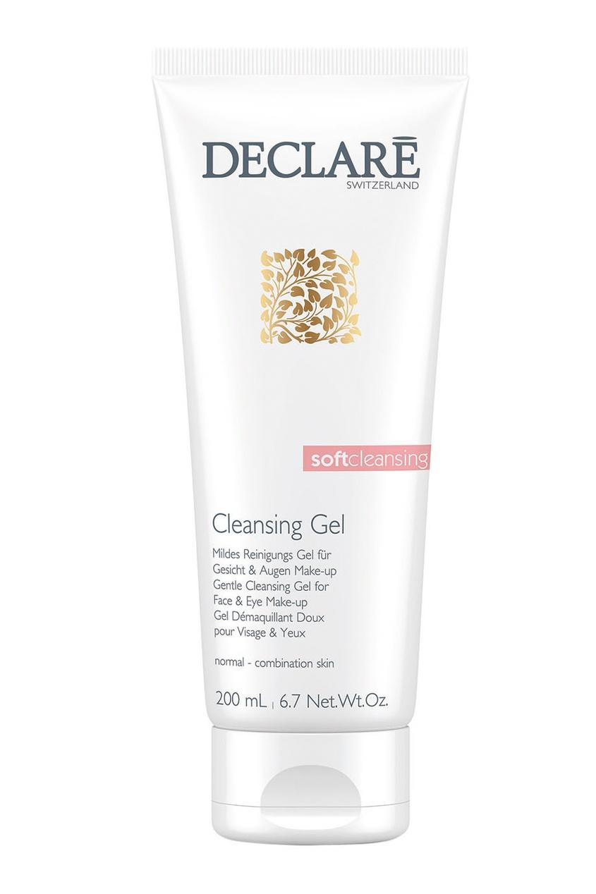 Declare Мягкий очищающий гель для лица Gentle Cleansing, 200ml cleansing очищающий бальзам для лица с облепиховым маслом