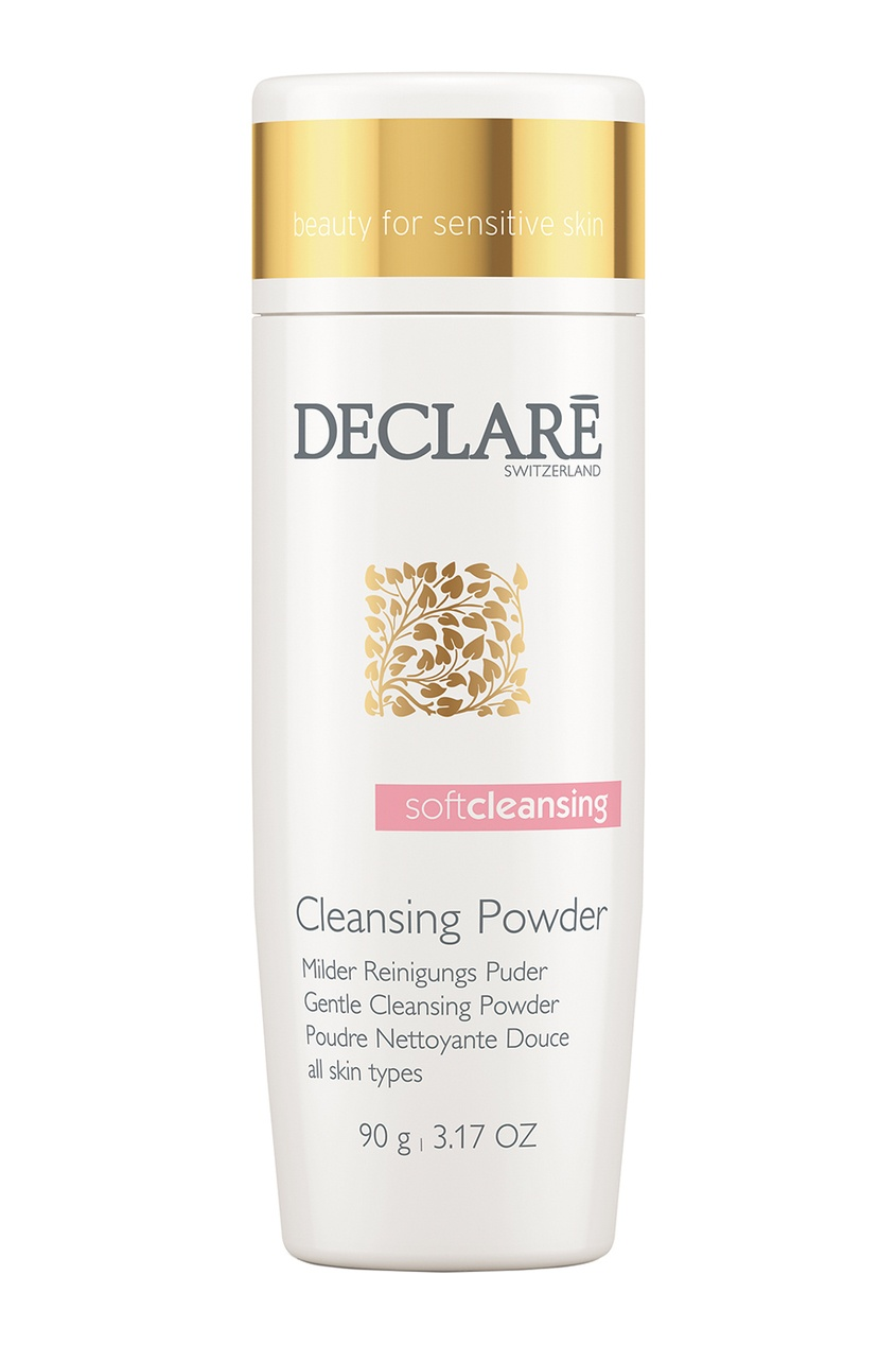 Мягкая очищающая пудра для лица Gentle Cleansing Powder, 90гр.