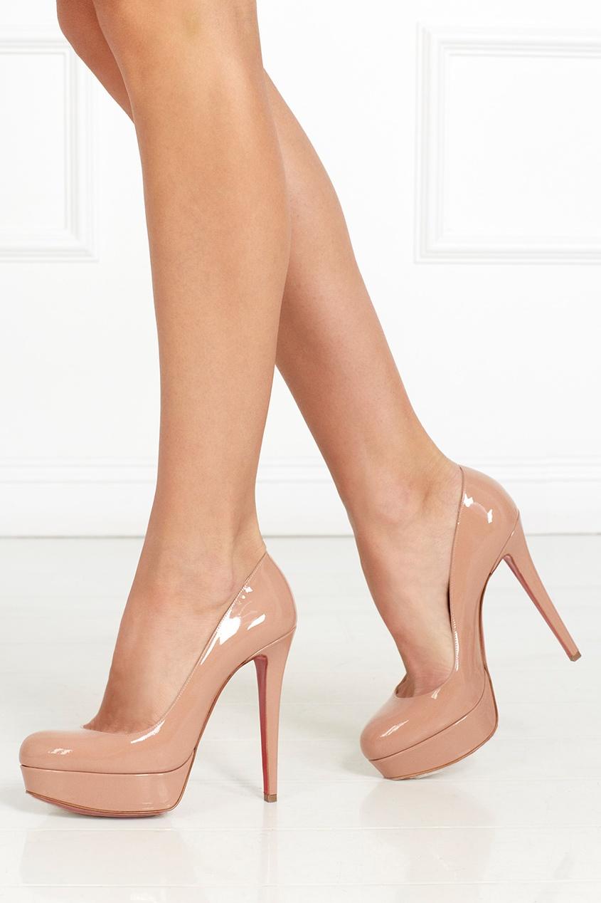 Туфли из лакированной кожи Bianca 140