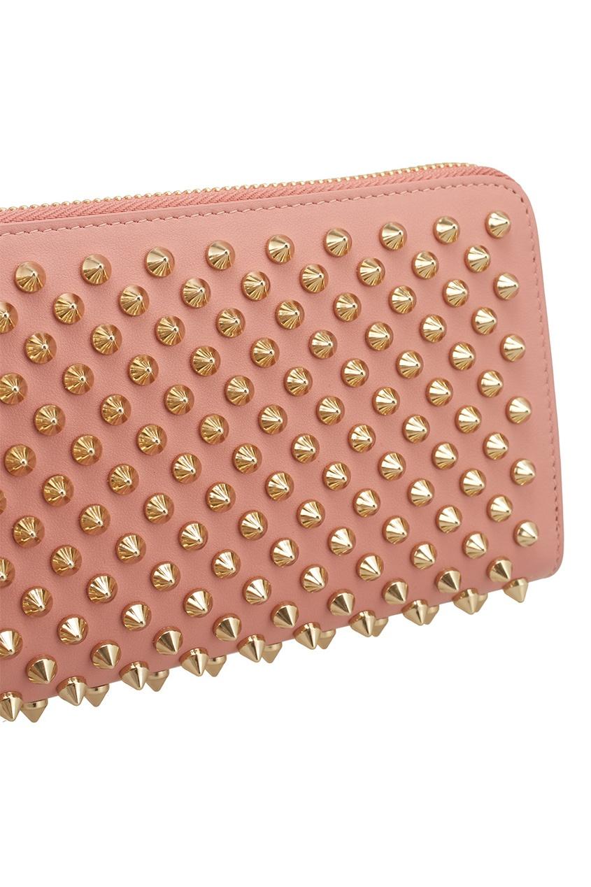 Кожаный кошелек M Panettone Wallet