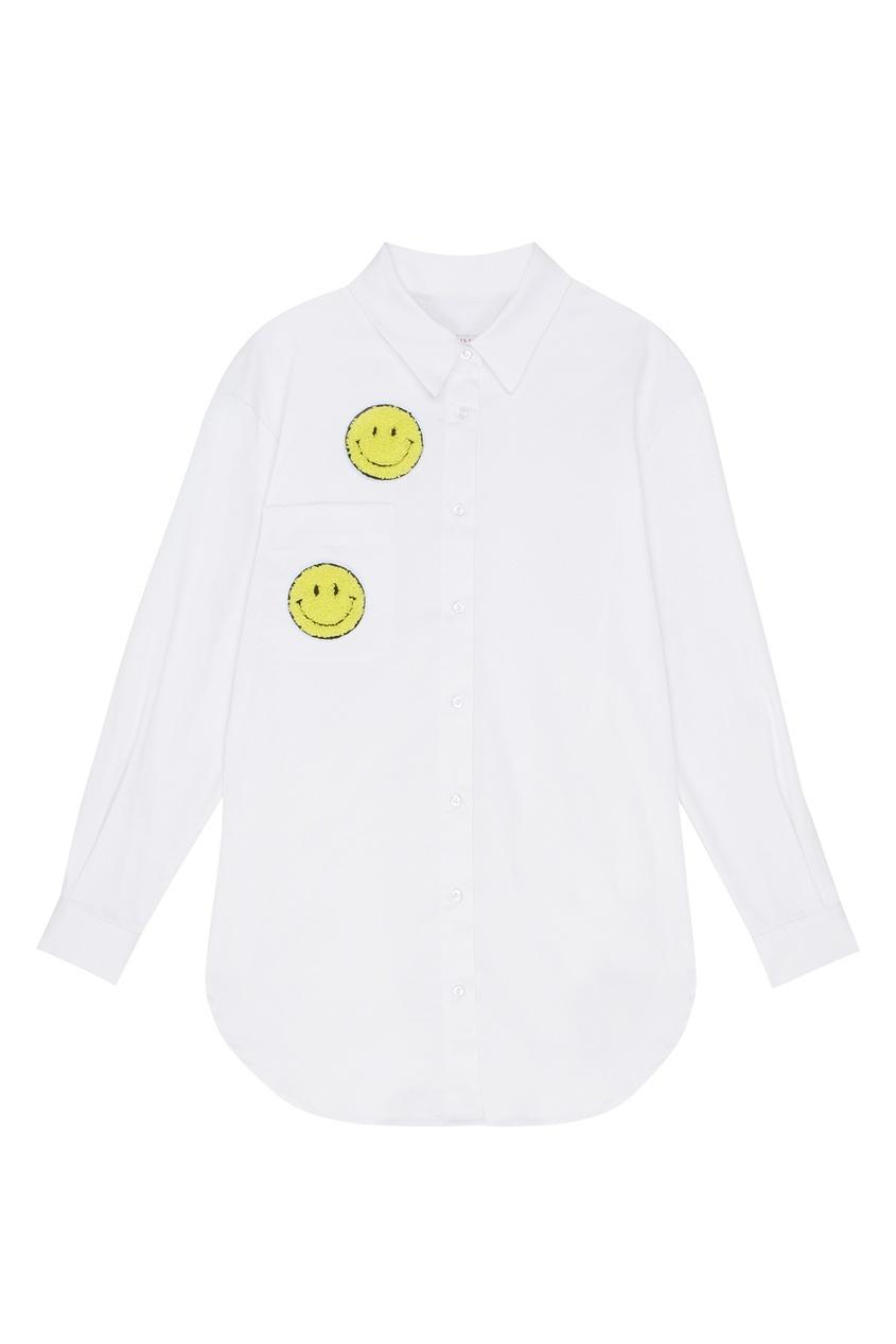 Mixer Хлопковая рубашка