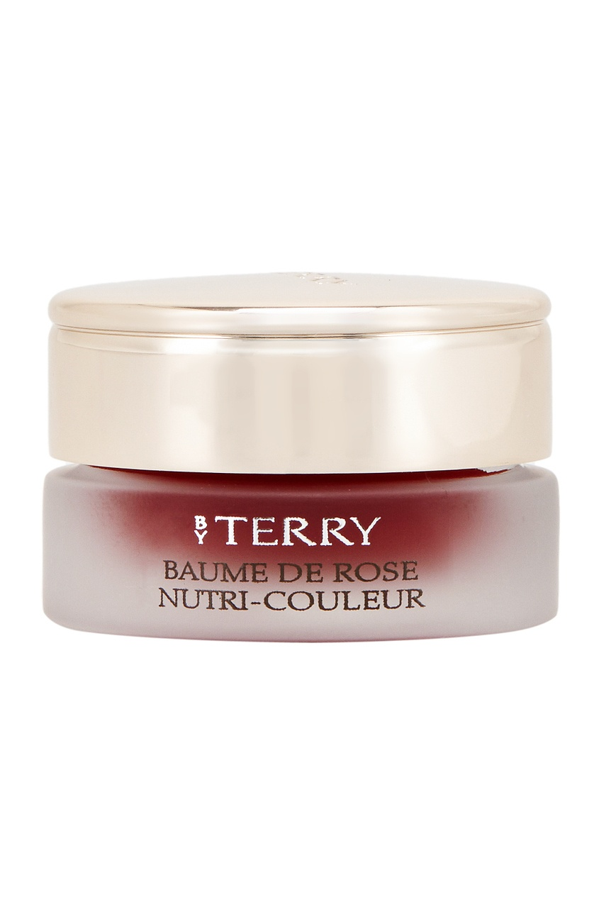 By Terry Питательный бальзам для губ Baume de Rose Nutri Couleur, 4 Bloom Berry, 7gr by terry terrybly mascara 4 цвет 4 purple success variant hex name 4f216f
