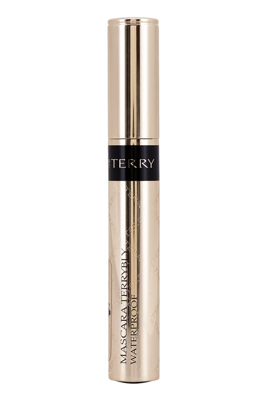 By Terry Водостойкая тушь для ресниц Terrybly Waterproof, Black тушь для ресниц by terry terrybly mascara 4 цвет 4 purple success variant hex name 4f216f